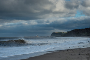 Looking towards Whitby
